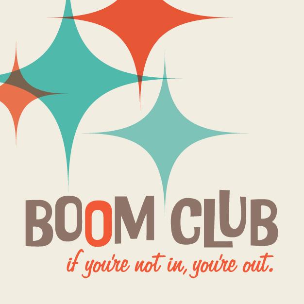The Boom Club