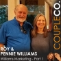 Artwork for The Princess & The Wizard Of Ads: Roy & Pennie Williams of Williams Marketing in Austin, TX, Part 1