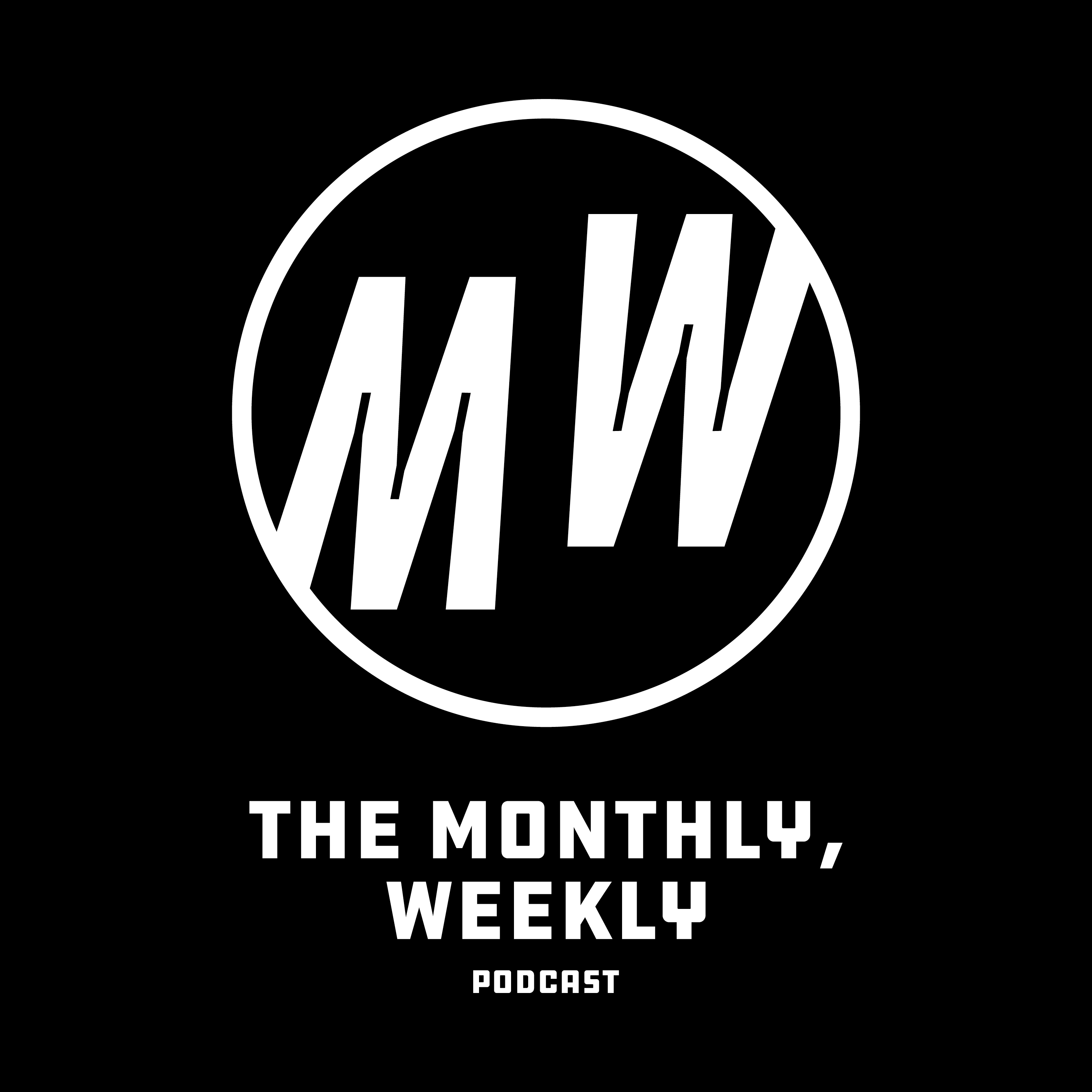 The Monthly, Weekly show art
