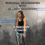 "Artwork for Personal Recordings: ""I Fired My Coach"" by Allison Goldstein"