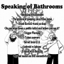 Artwork for Speaking of Bathrooms.
