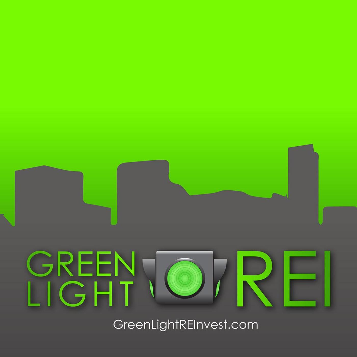 Green Light REI Podcast show art