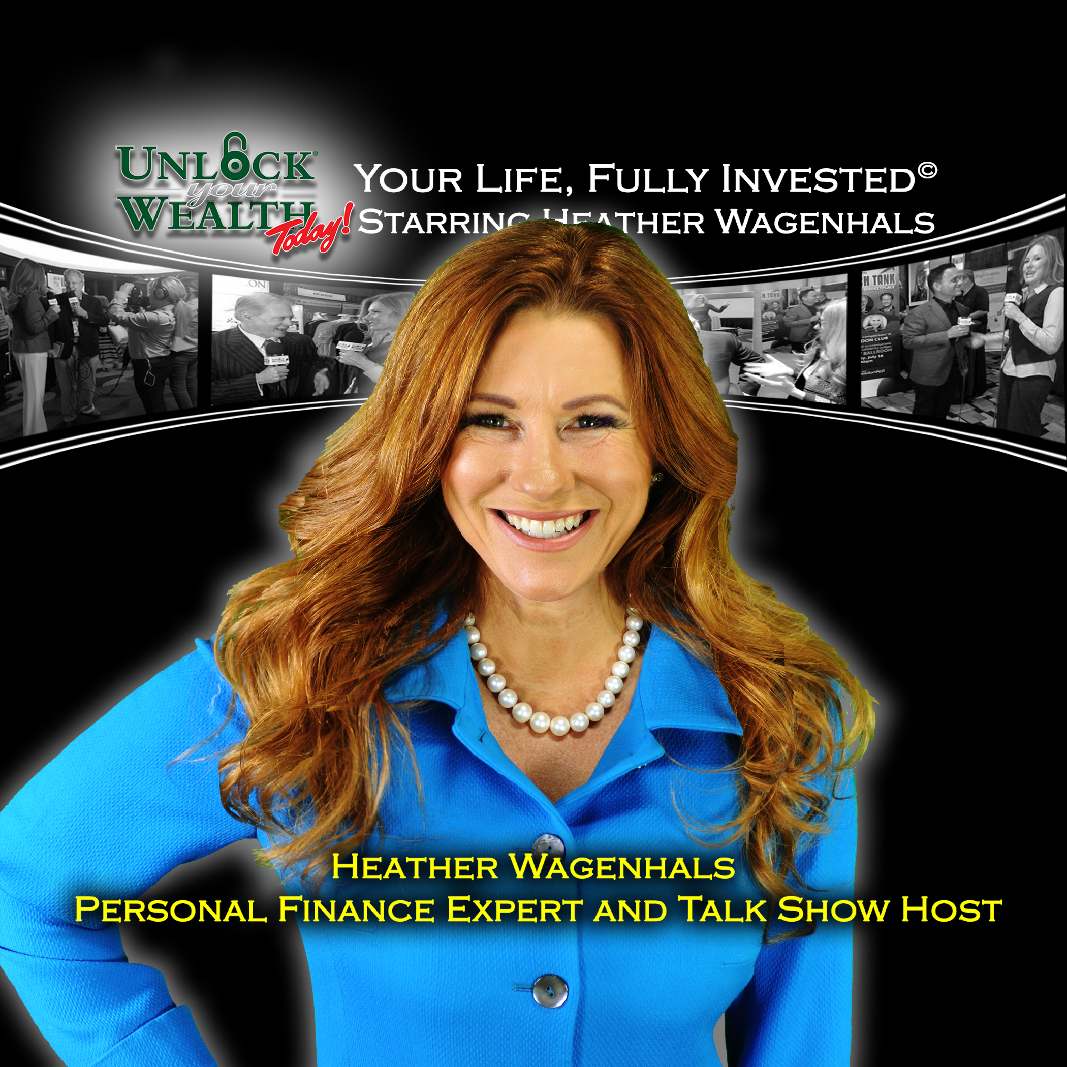 Artwork for Housing Rollercoaster, Mortgage Rates and Real Estate Expert Robert Paolini Joins Heather Wagenhals Unlock Your Wealth Today