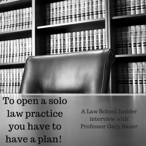 To open a solo law practice you have to have a plan! - EP33