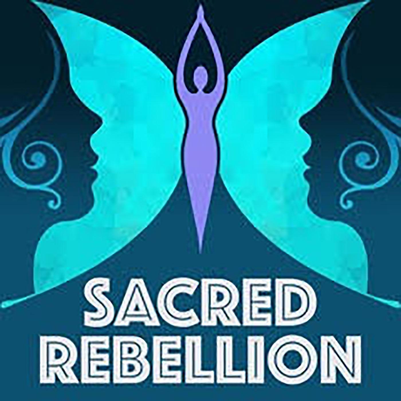 Sacred Rebellion show art