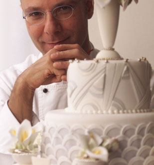 Meet the Masters with Wedding cake designer Ron Ben-Israel