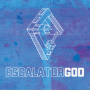 Artwork for Escalator God • Up There - Down Here