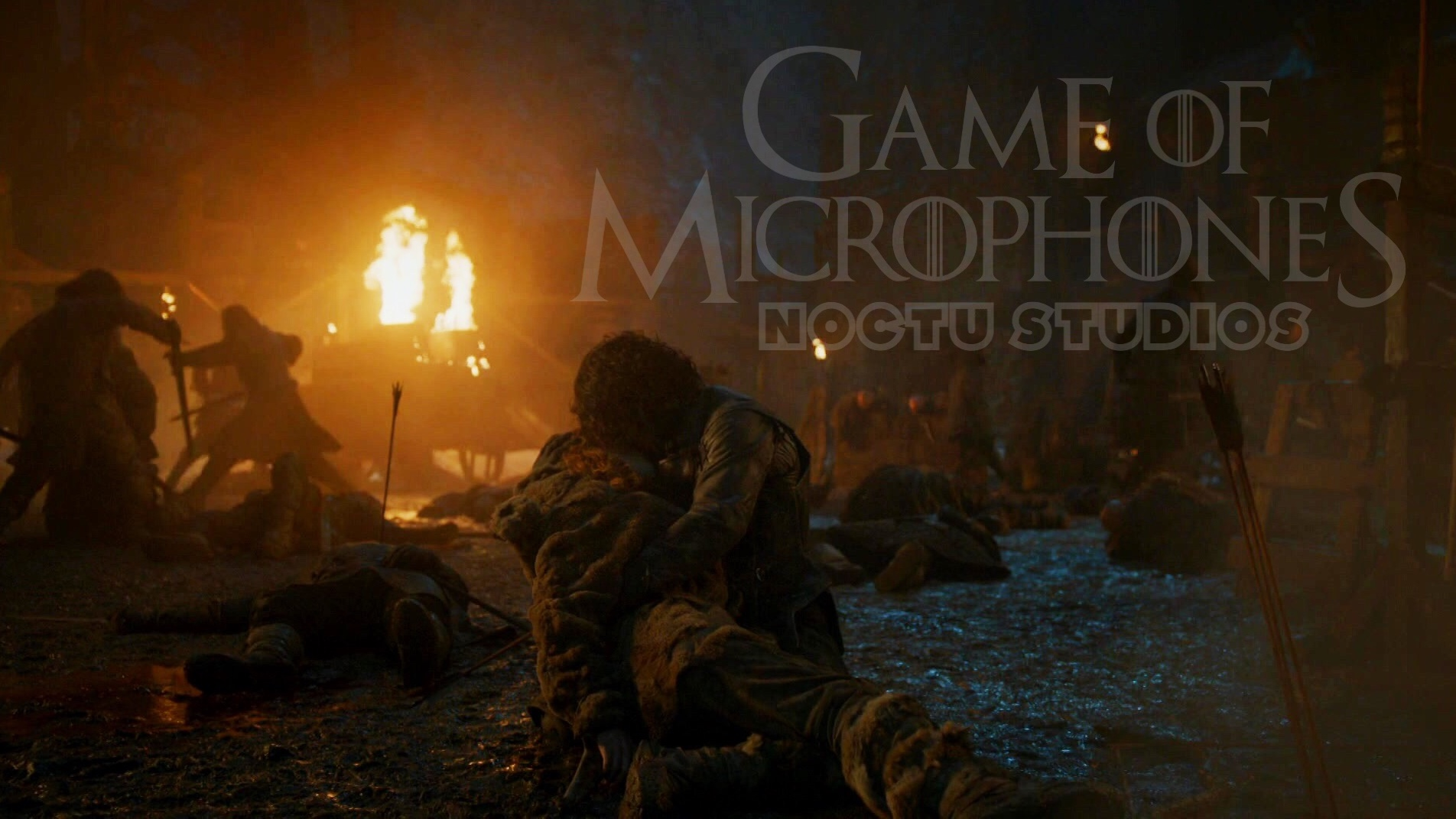 Game Of Microphones A Game Of Thrones Podcast 81 The Watchers On