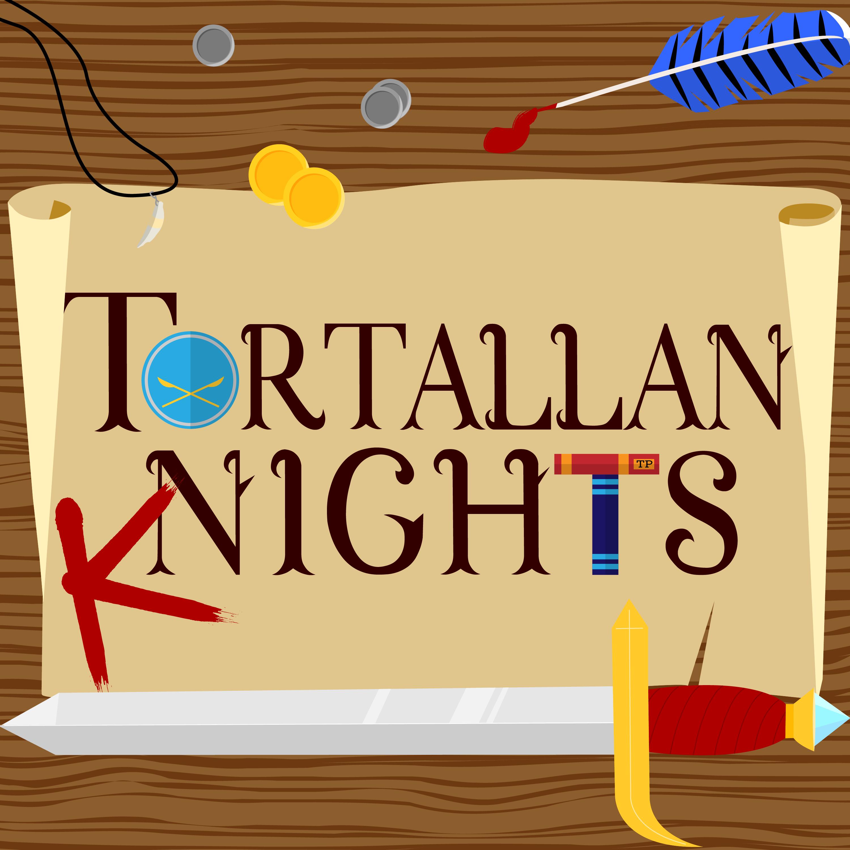 Tortallan Knights show art