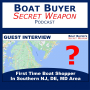 Artwork for PODCAST:  First-Time Boat Shopper Considering Options in NJ-DE-MD Area