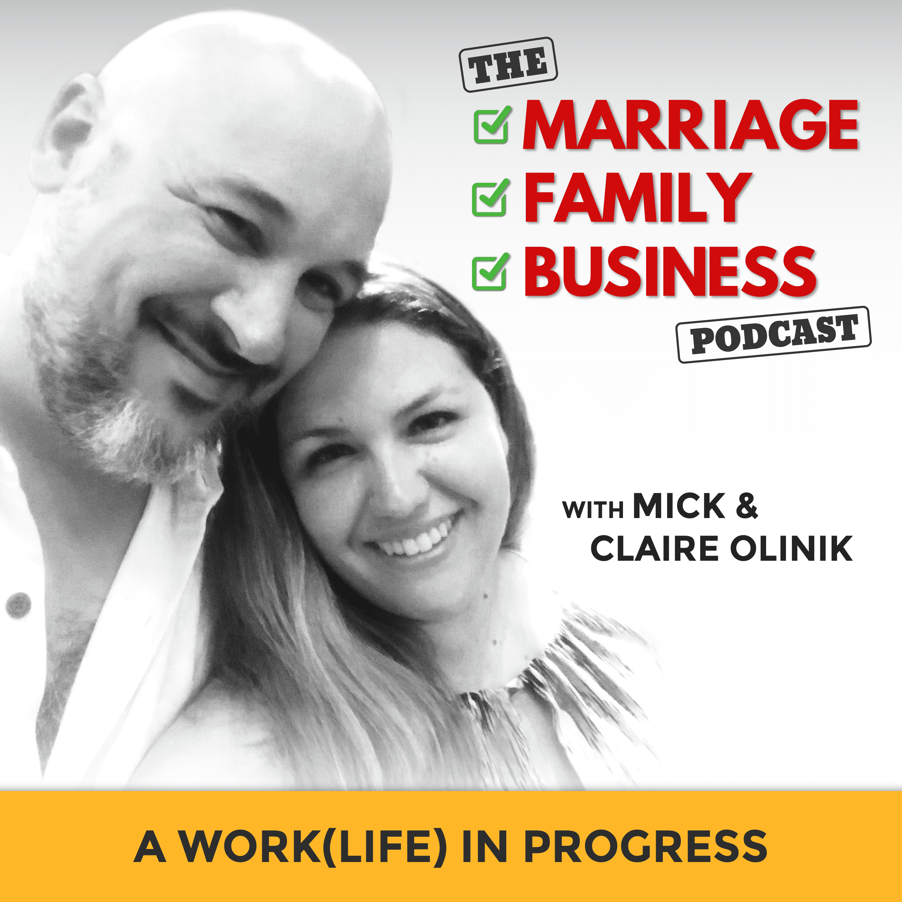 The Marriage Family Business Podcast  show art