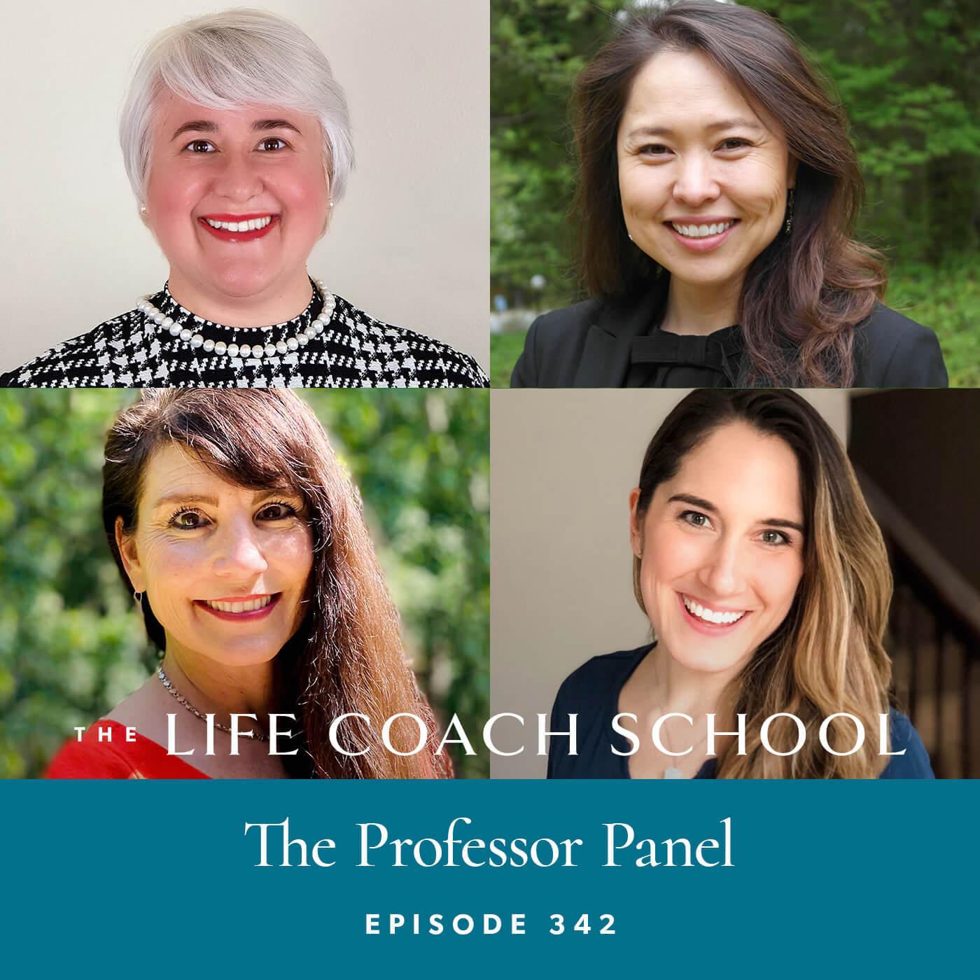 Ep #342: The Professor Panel