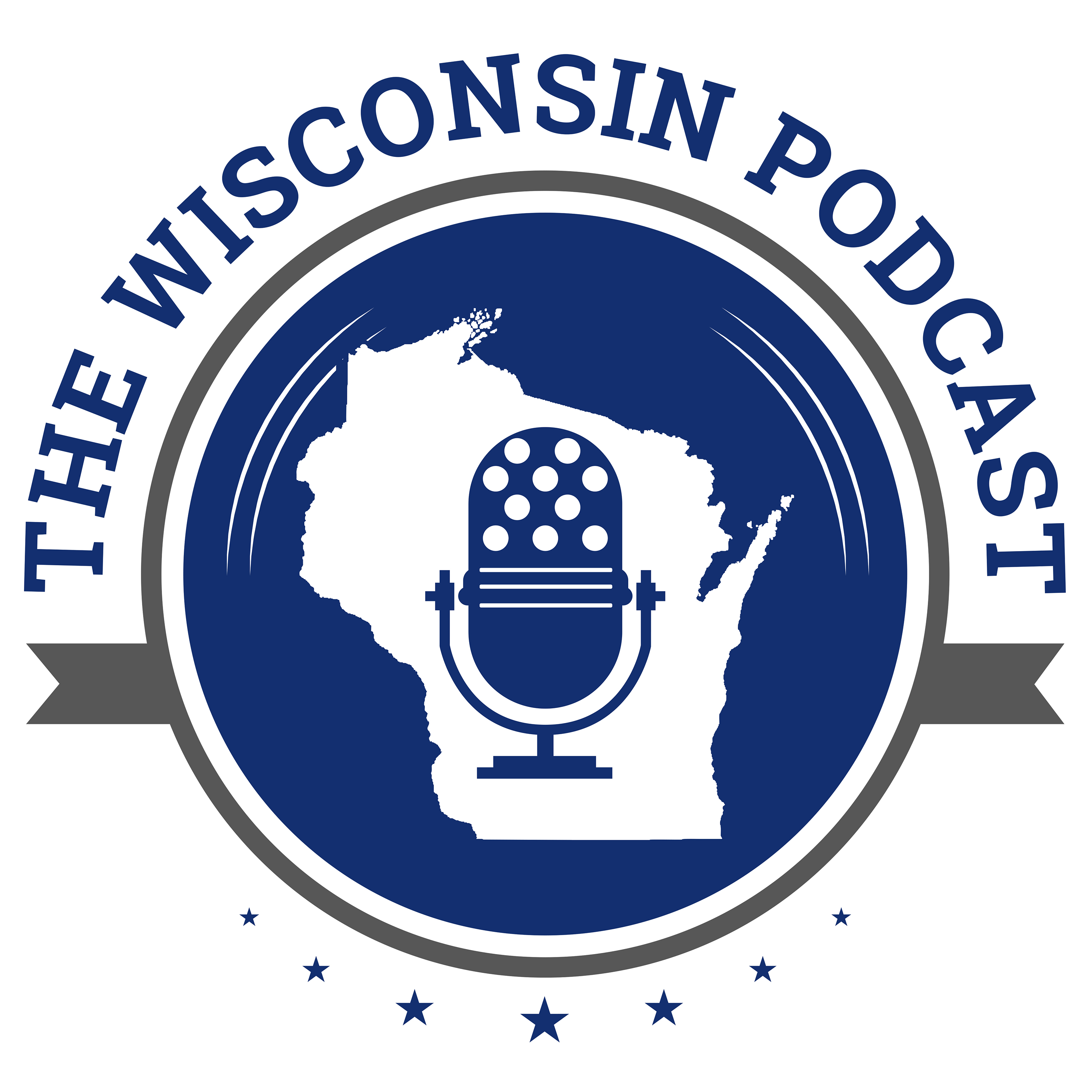 The Wisconsin Podcast show art