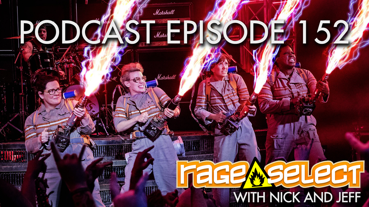 Rage Select Podcast Episode 152 - Nick and Jeff Answer Your Questions!