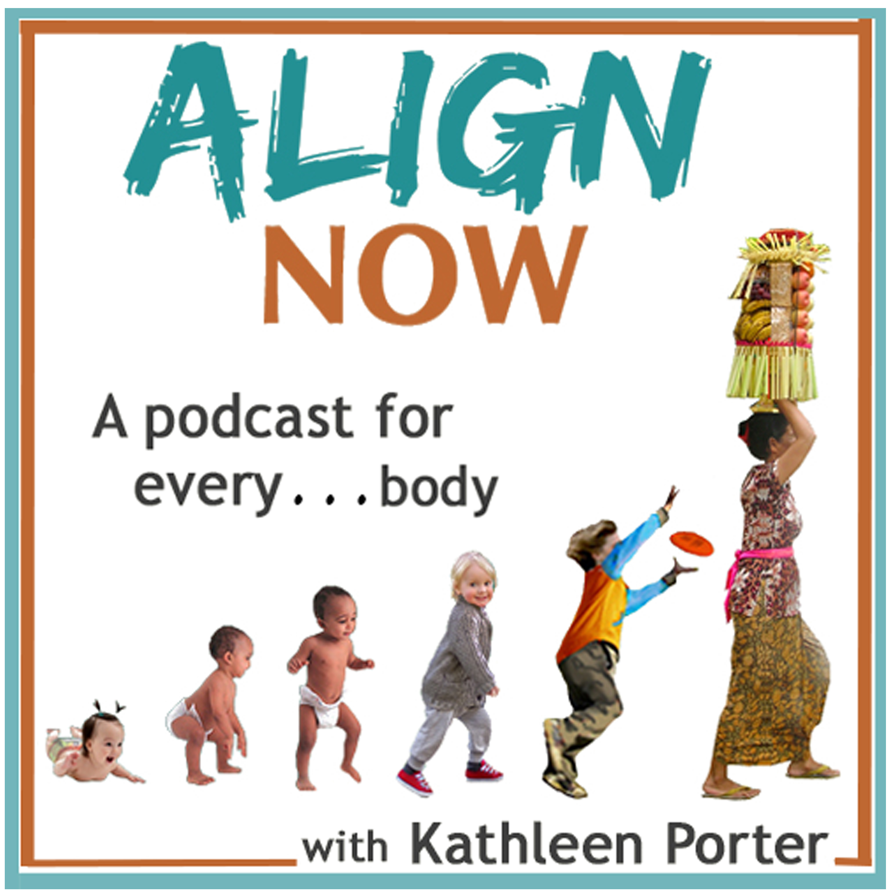 Align NOW Podcast show art