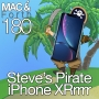 Artwork for The Mac & Forth Show 180 - Steve's Pirate iPhone XRrrrr