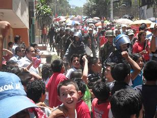Honduras Coup and the Resistance Front - Ricardo Salgado from Honduras