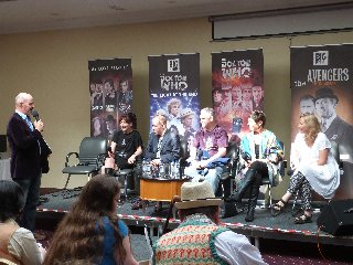 Tim's Take On: Episode 260(Matthew Waterhouse,Dan Starkey,Pamela Salem,Karen Gledhill & Jane Slavin at Big Finish Day 5)