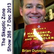 The Skeptic Zone #268 - 7.Dec.2013