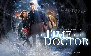 Tim's Take On: Episode 205(Doctor Who:Time of the Doctor review)