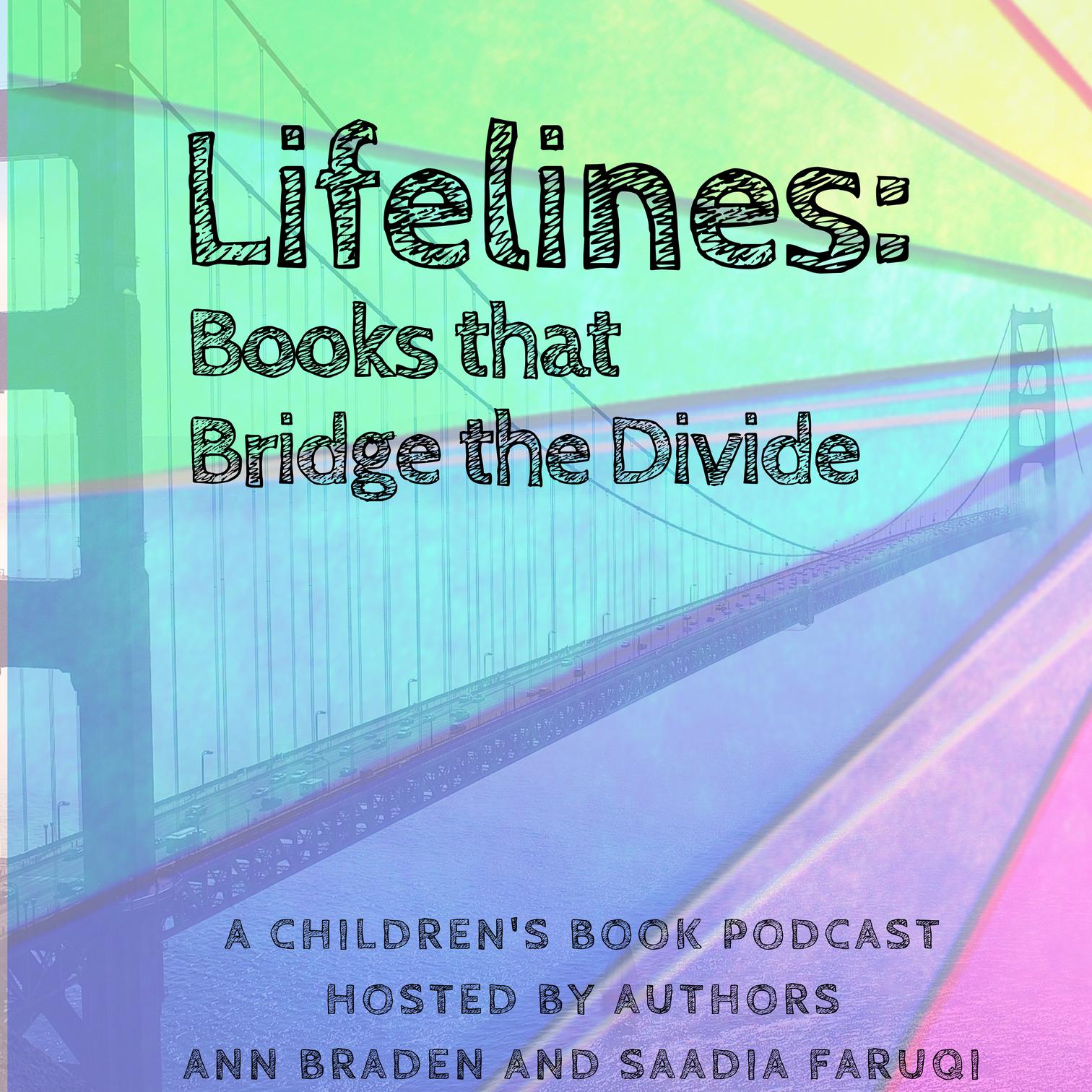 Lifelines: Books That Bridge the Divide show art