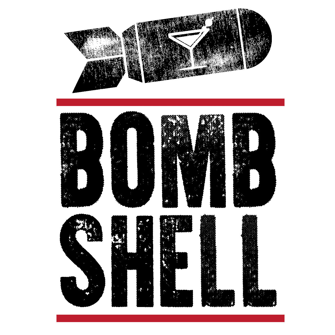 Bombshell show art