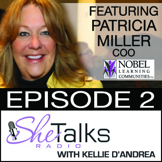 Episode 2:  Career Strategies with Patty Miller, COO Nobel Learning Communities