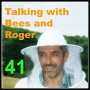 Artwork for Talking with Bees and Roger - KM041