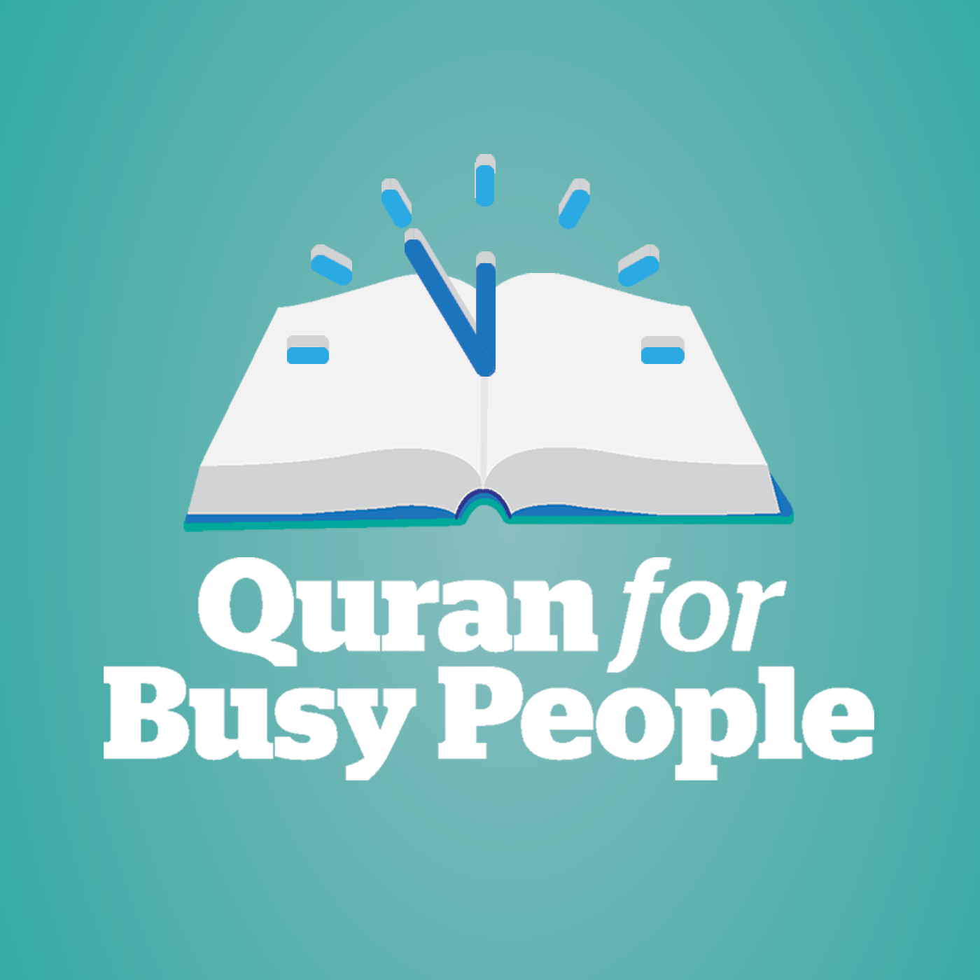 """050: How To Build The Quran Habit - Strategy #2: """"The 4-Day Win!"""""""