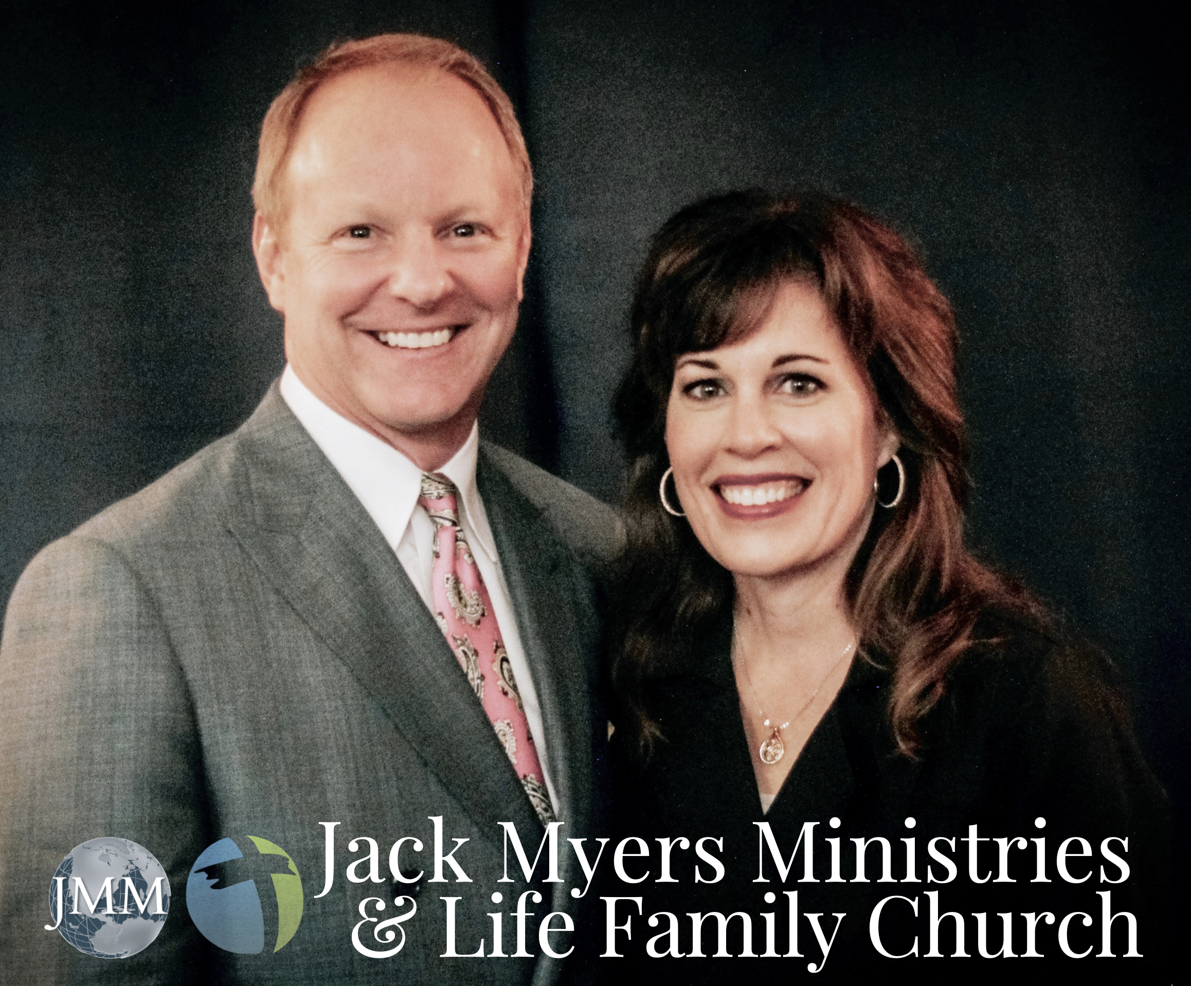 Jack Myers Ministries & Life Family Church show art