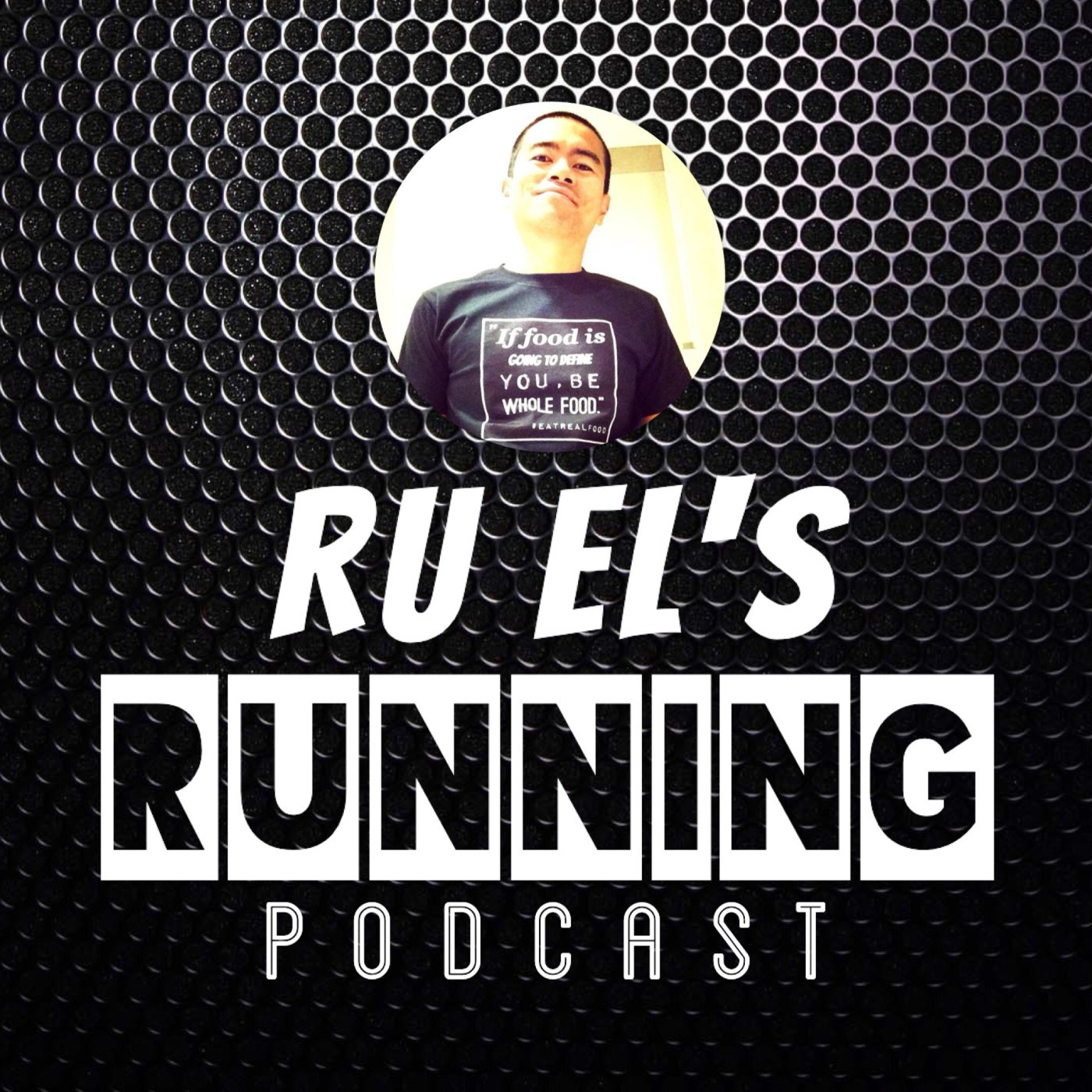 Artwork for Ru El's Running 063 : Special Guest - Tony Portera | Finishing the 2015 Badwater 135 Ultramarathon