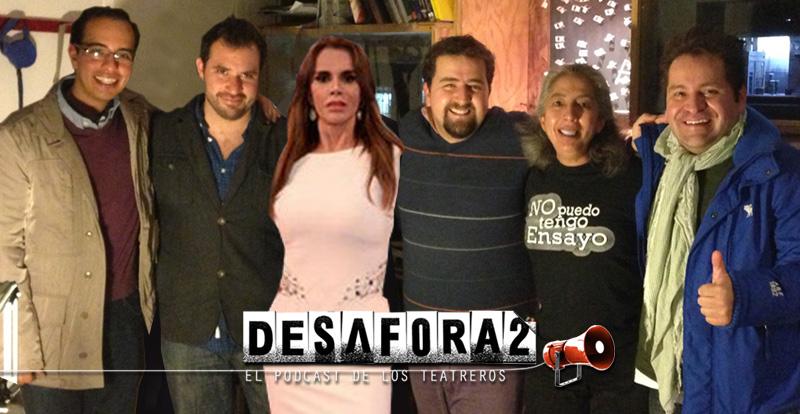 Artwork for Episodio 19 - Juan Torres y Guillermo Wiechers, productores.