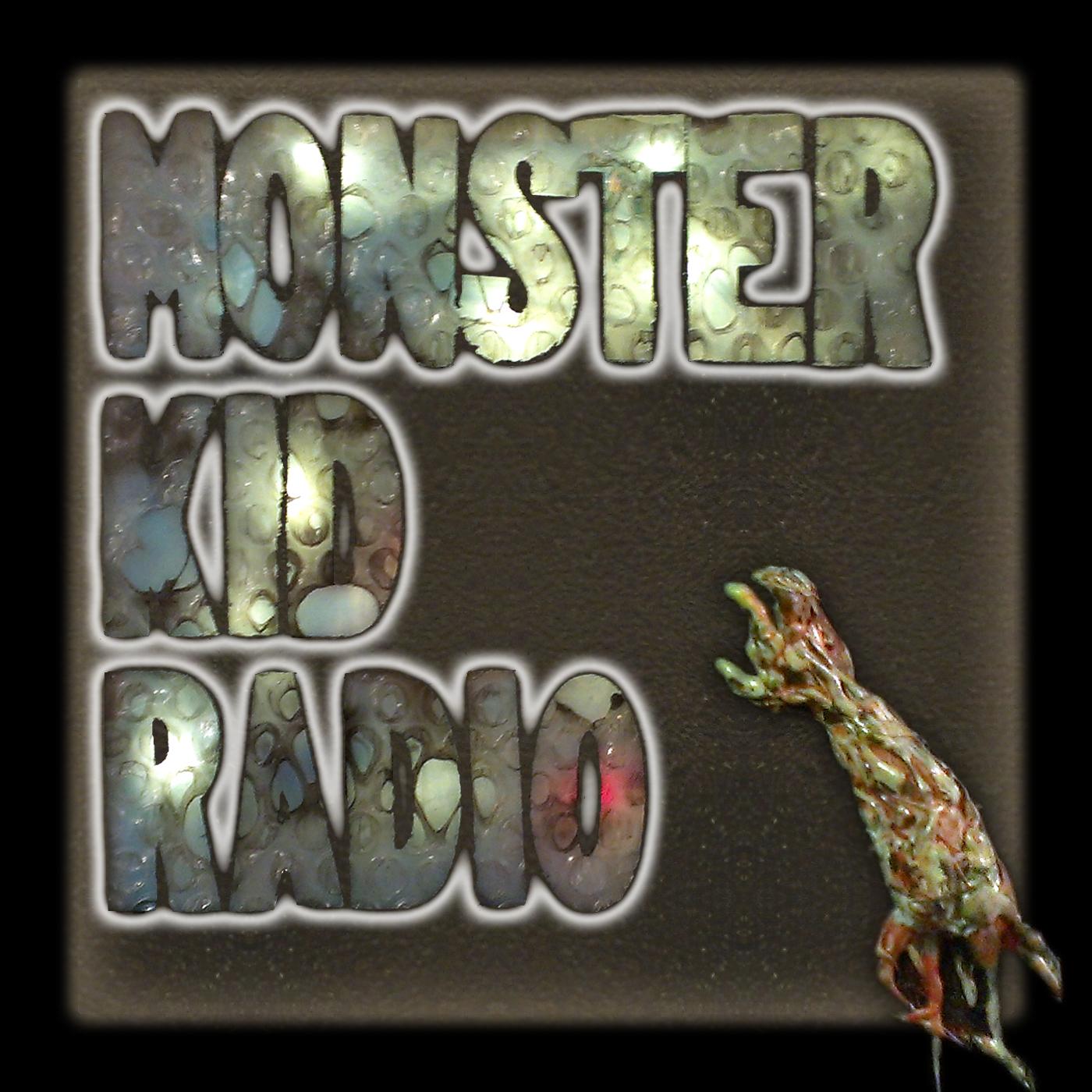 Monster Kid Radio show art