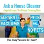 Artwork for Separate Vacuums - Pets vs. No Pets?