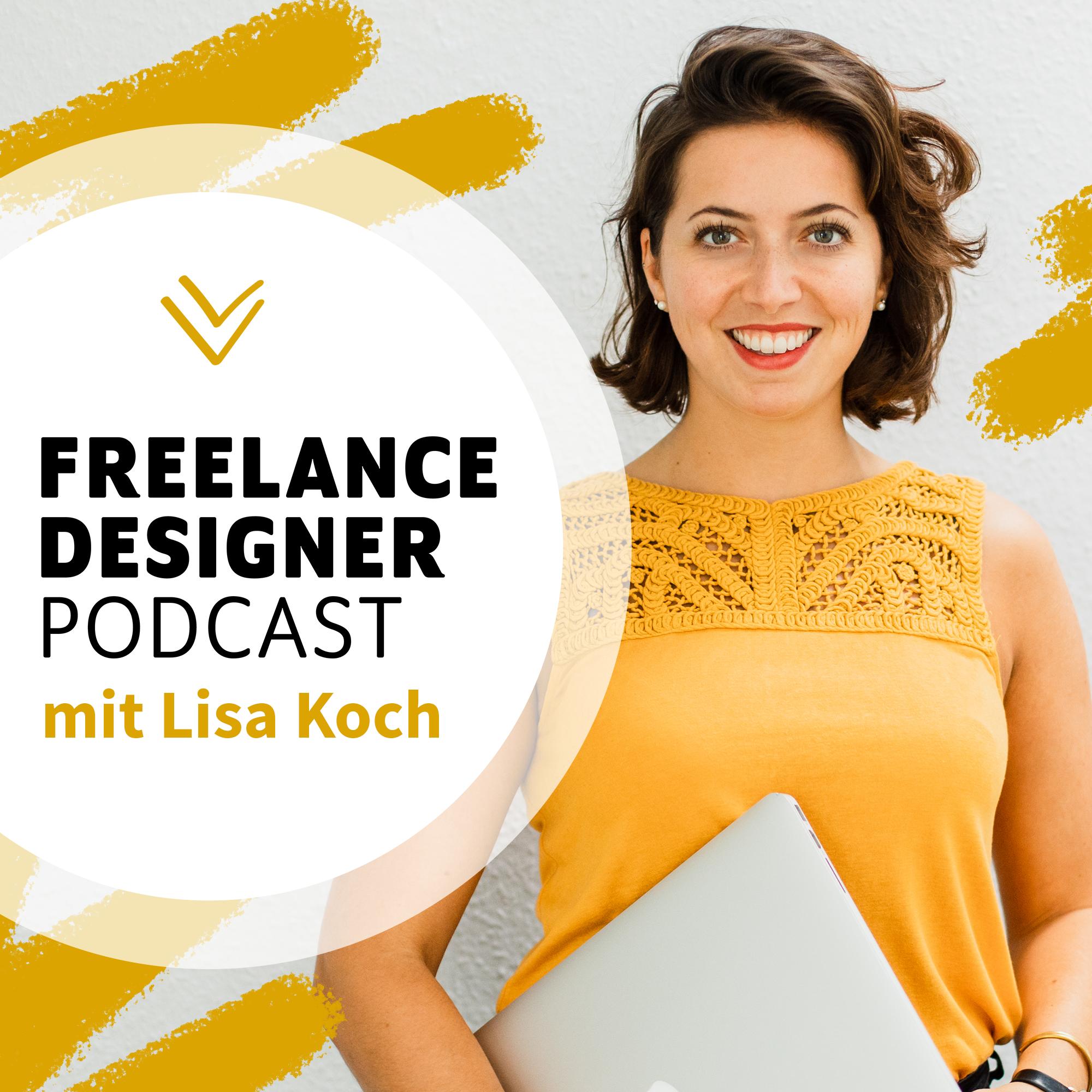 Freelance Designer Podcast – Erfolg in der Selbstständigkeit als Designer & Grafiker show art
