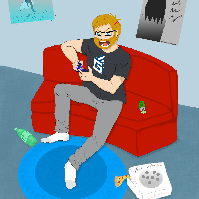 The Fathergamer Podcast show art