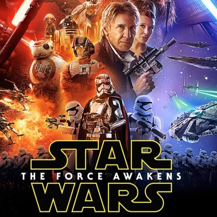 Ep 91: REVIEW of Star Wars The Force Awakens (contains SPOILERS)