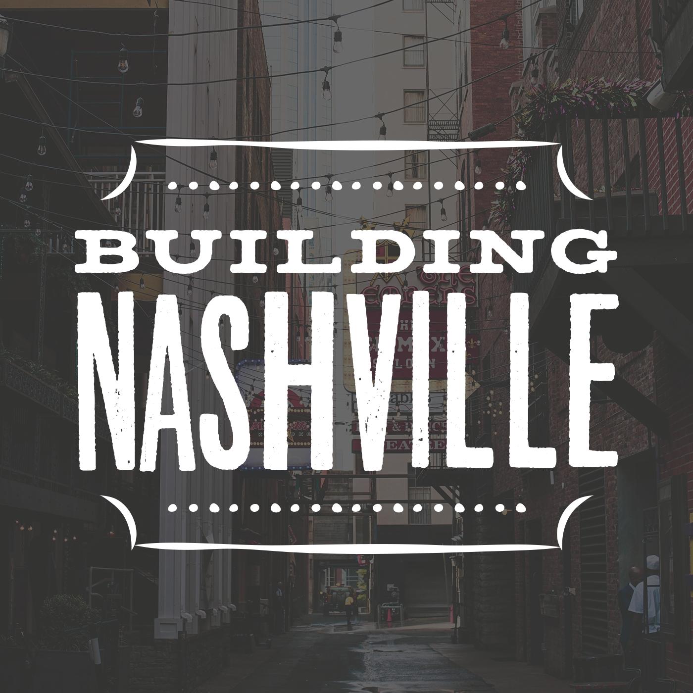 Building Nashville  show art