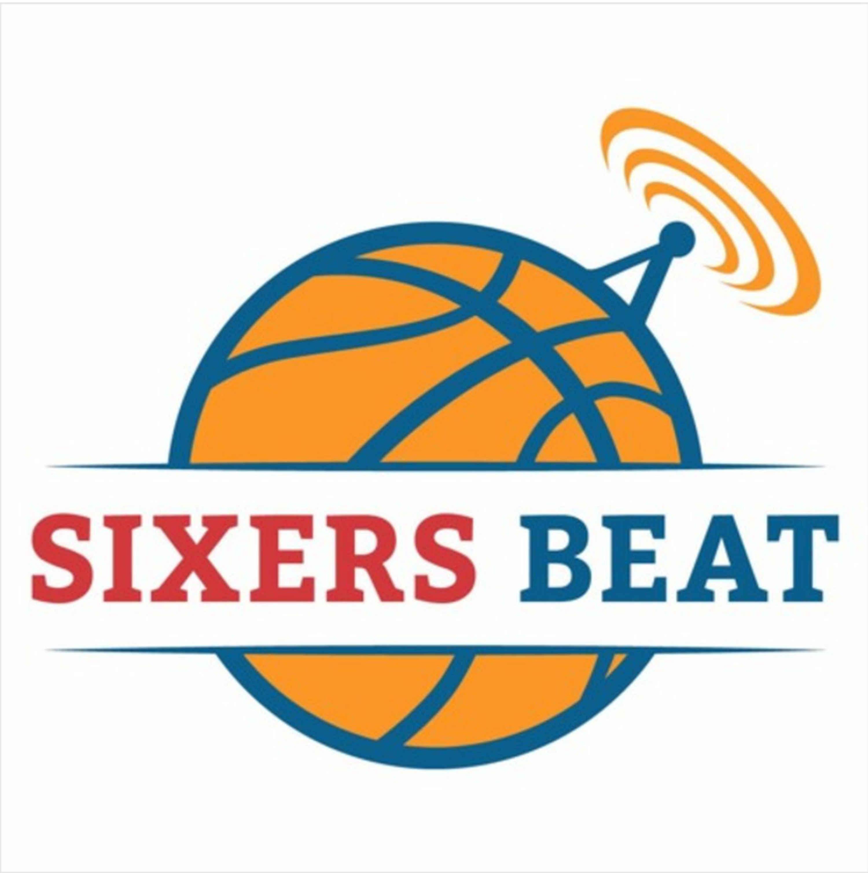 Sixers Beat: a Philadelphia 76ers, NBA Podcast show art