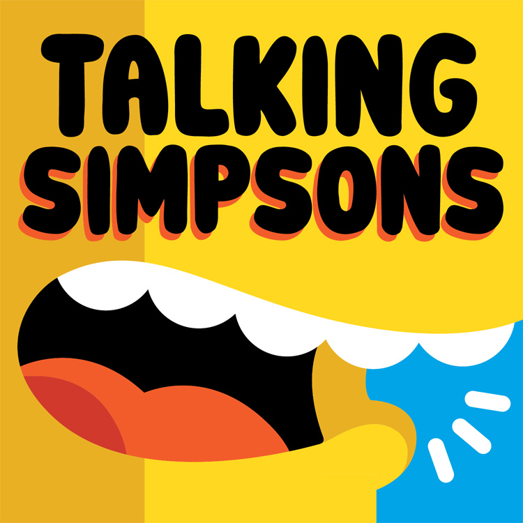 Talking Simpsons Official Free Feed show art