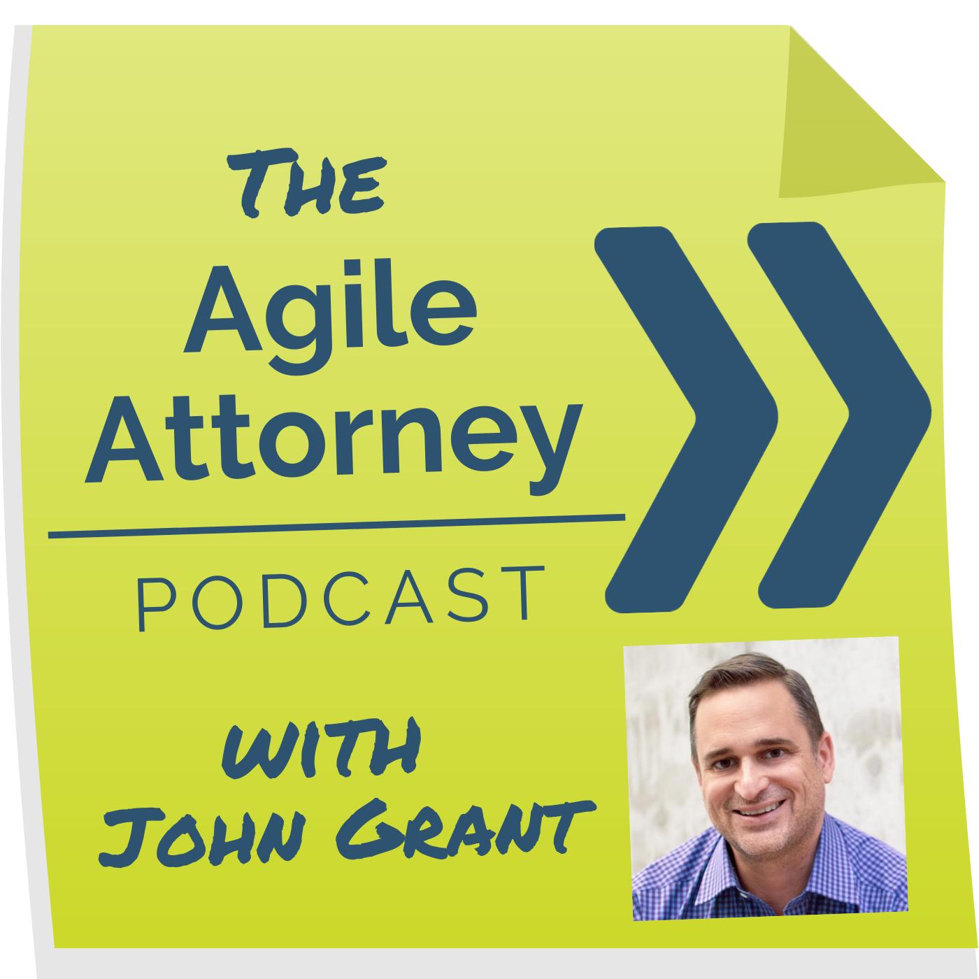 Artwork for The Agile Attorney Podcast Intro