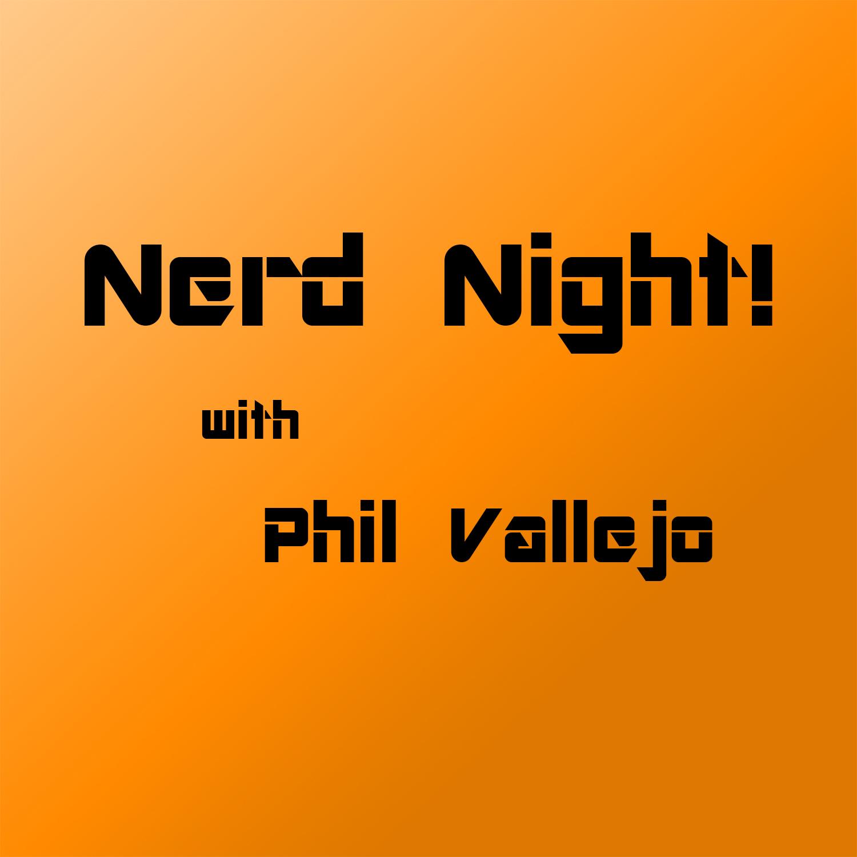 Nerd Night! logo