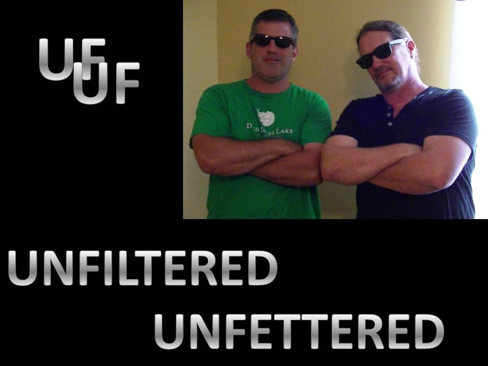 Unfiltered Unfettered show art