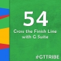 Artwork for Cross the Finish Line with G Suite - GTT054