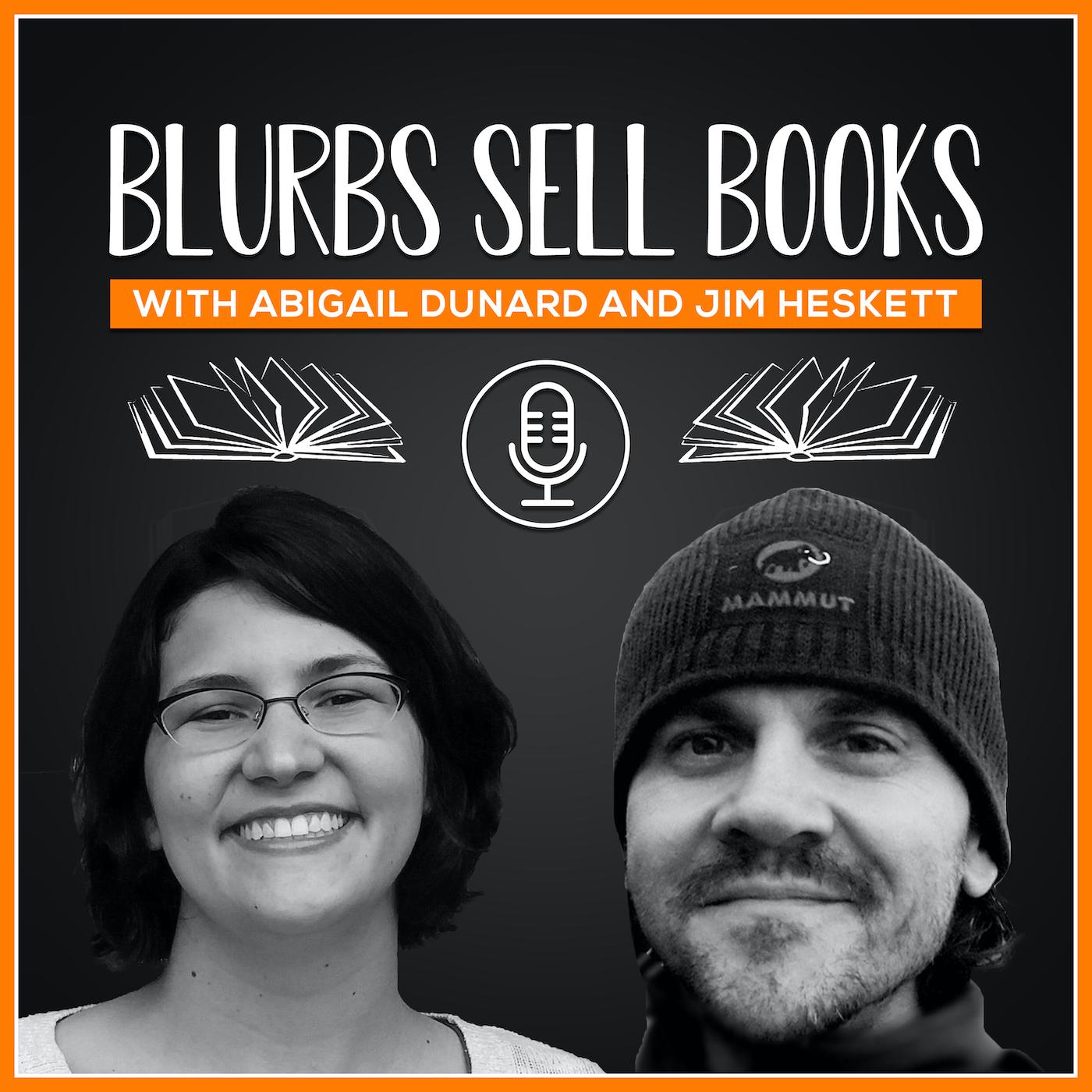 Blurbs Sell Books show art