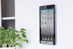 Horizon Wall Mount for iPad