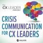 Artwork for Crisis Communication for CX Leaders