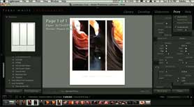 Create Custom Print Templates in Lightroom 2
