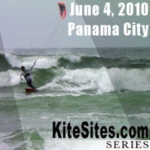 Panama City Kitesurfing