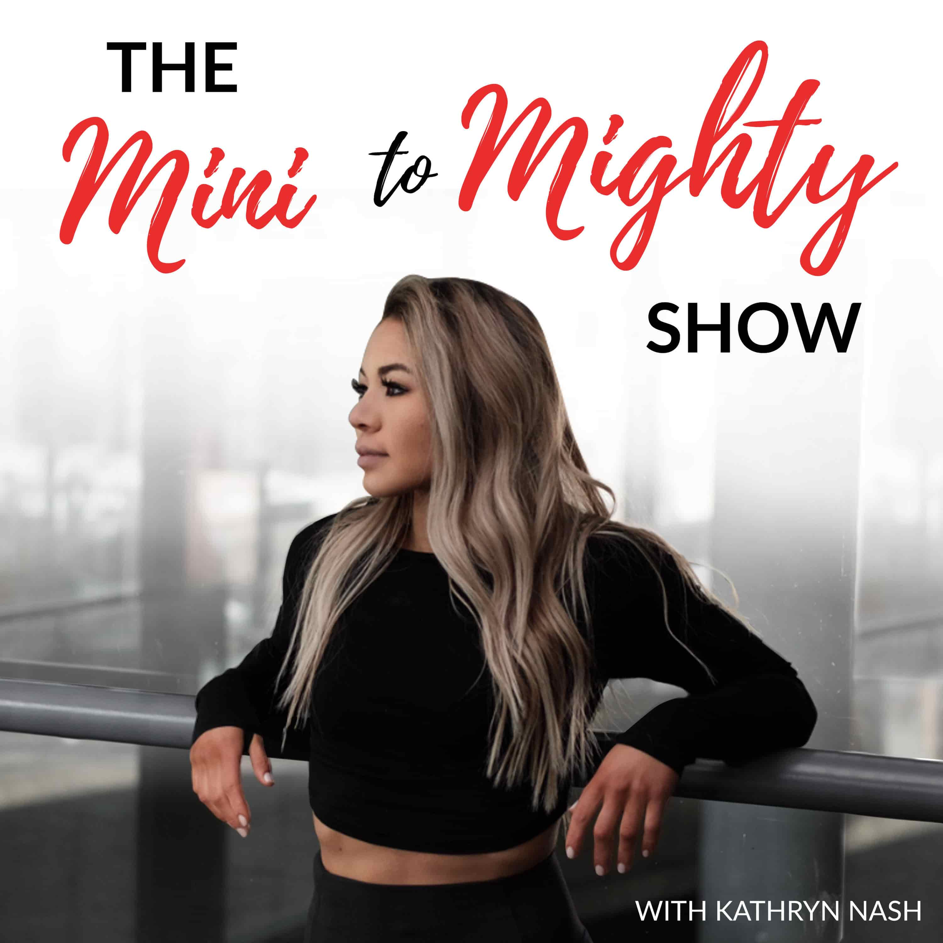 The Mini to Mighty Show  show art